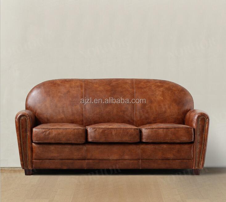 classique et luxueux paris club v ritable cuir canap id. Black Bedroom Furniture Sets. Home Design Ideas