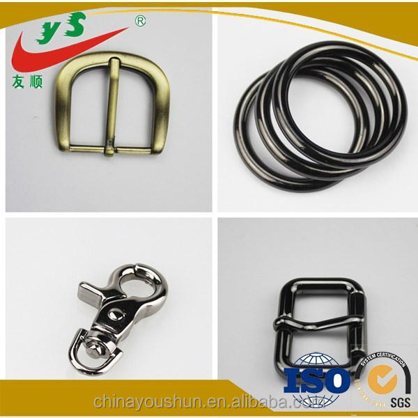 Factory wholesale luggage bag accessories for belt