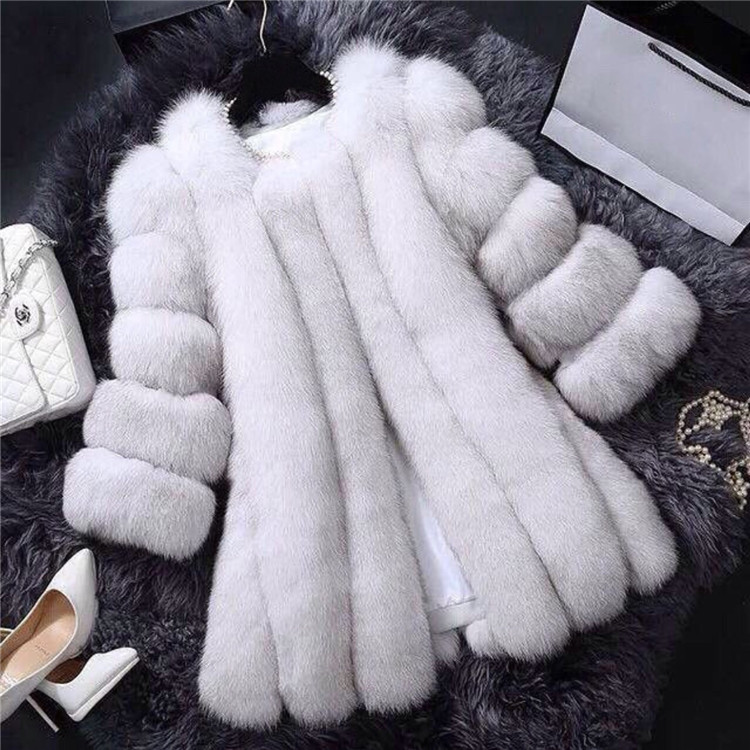 Fast supply Fur Slides Vendor Custom Newest Women Fur Slides Sandals Fluffy Natural Brown Raccoon Fur Slides