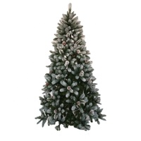 Wholesale Factory Xmas Optical Fiber Decoration Christmas Tree Led