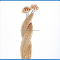 You may want to know more about products high quality virgin u tip straight hair extension virgin