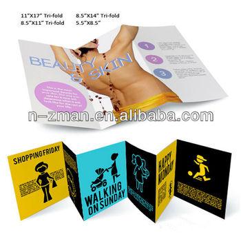チラシ 印刷された冊子 a5パンフレット buy a5パンフレット