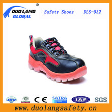 ladies cheap action leather safety shoes