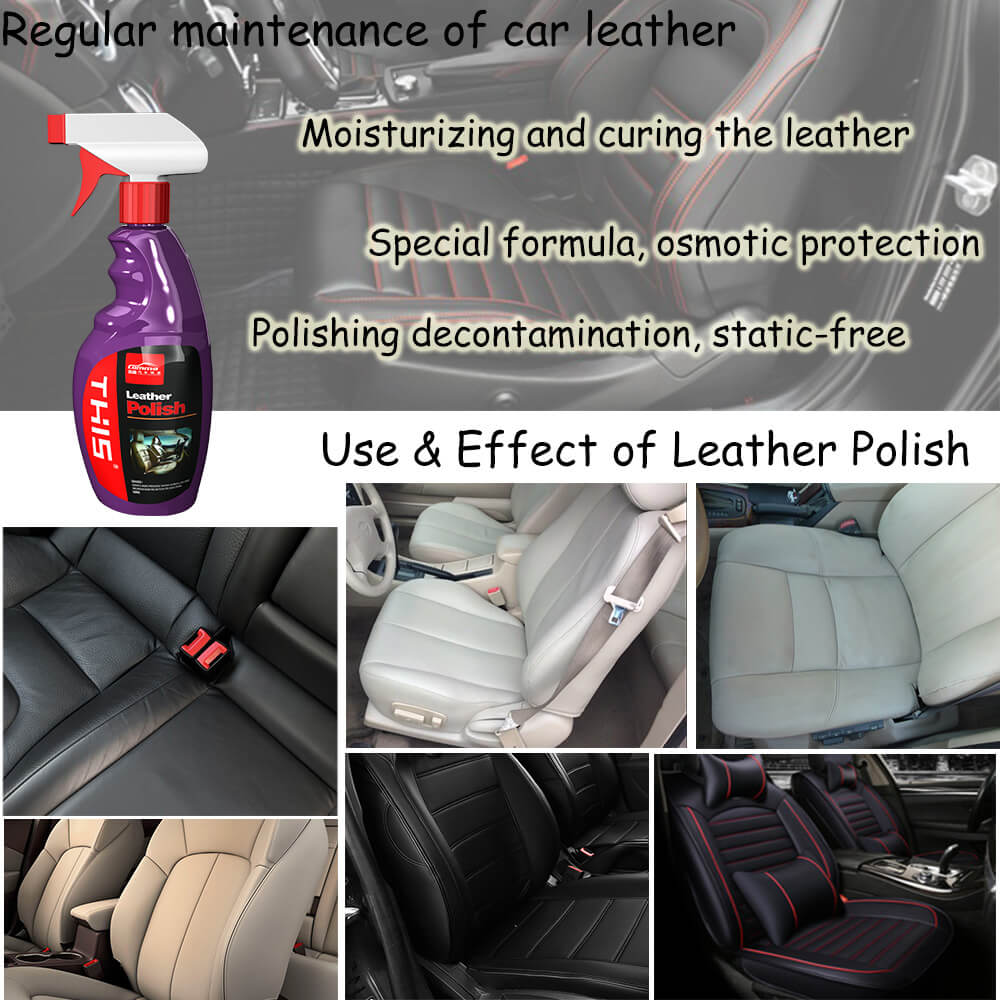 Wholesale Best Car Leather Sofa Care Products Spray Leather Sofa Care Cleaner Leather Conditioner spray clean sofa