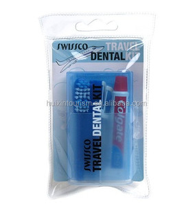 cheap portable travel hygiene dental kit