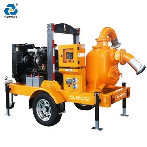 p type diesel engine water pump for fire fighting mine