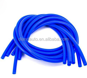 DLAND GOOD QUALITY BLUE SILICON TUBE, ANTI HIGH TEMPERATURE, ANTI AGING, ANTI TEAR AND PULL