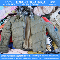 wholesale sorted high quality used winter jackets
