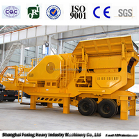 Good Performance Stone 50 tph mobile stone crusher price