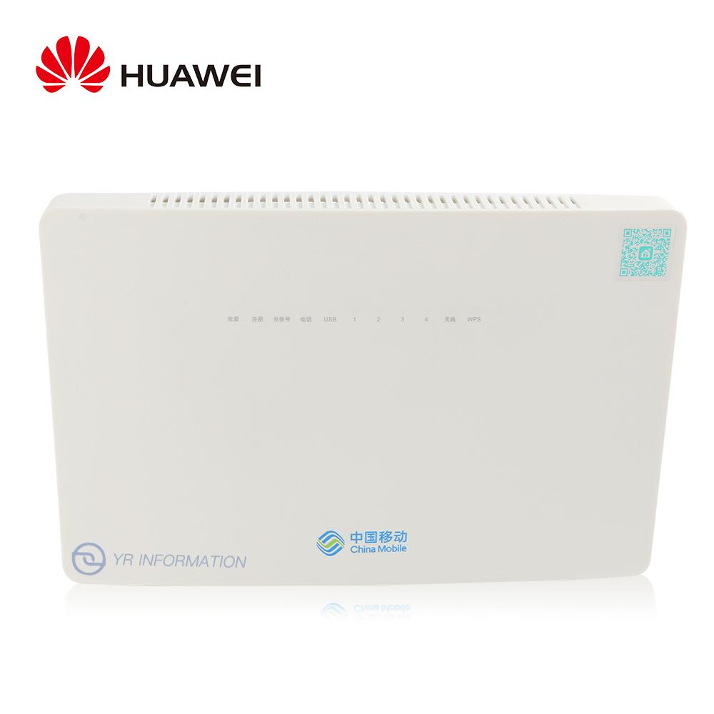 English Version Hua Wei Gpon Wireless Onu Hg8347r With 1 Ge Wifi 1*phone Port 3fe Lan Ports