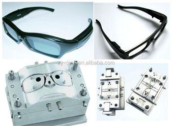 Plastic Glasses Frame Mold Plastic Tooling - Buy Plastic ...