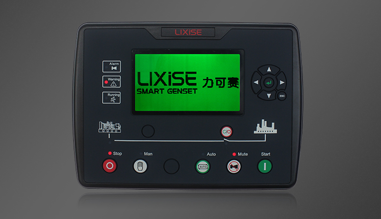 LXC6110E LIXiSE new product diesel generator auto start control