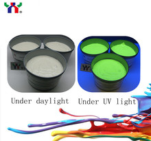 anti-forgery screen printing UV fluorescent invisible ink