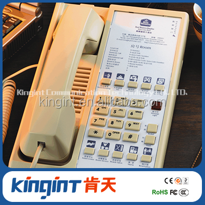 Desk and wall mounted phone 9001