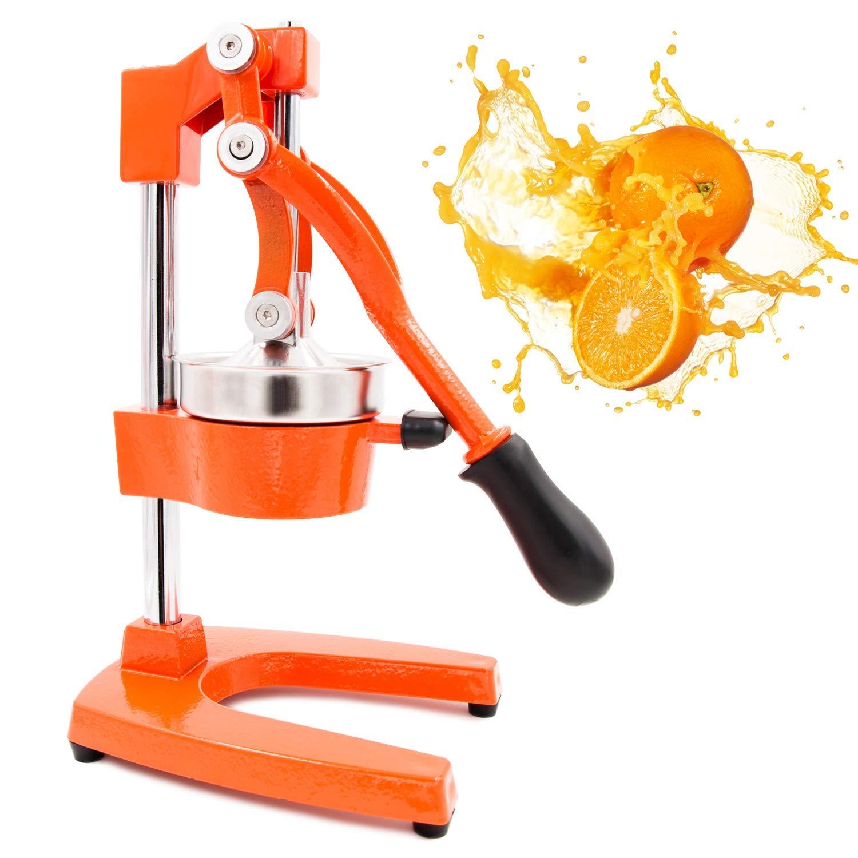 Get Quotations Egofine Commercial Manual Juice Squeezer Hand Press Fruit Juicer Citrus For Orange