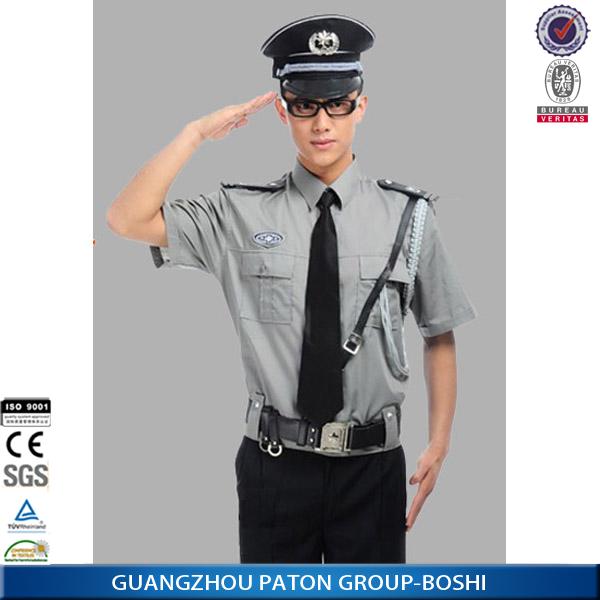 Security Uniform For Men,Factory Price Customized Security Guard ...