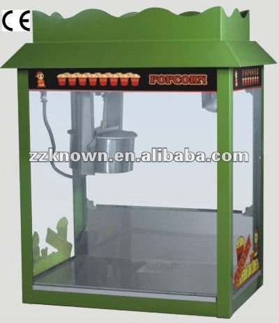 Best quality 24Oz popcorn vending machine with CE
