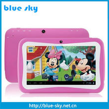 7 Inch Study Pad RK3126 8G Kids Learning Tablet Children Tablet