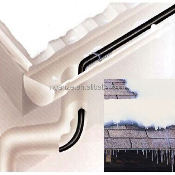 De Icing Roof Cable /heating Wire/cable/anhui/iinduction /infrared/tracing  17w/m/txlp/2r   Buy Wire,Roof Cable,Heat Tracing Cable Product On  Alibaba.com