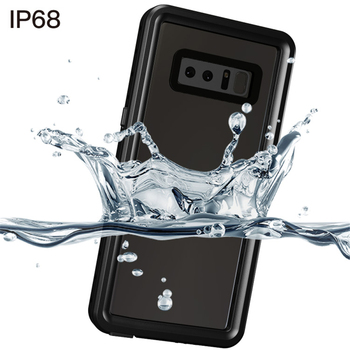 the best attitude 22e1b 7b5dc Military Plastic Small Cell Mobile Ip67 Ip68 Hard Water Proof Waterproof  Phone Case For Iphone X 8 7 6 Samsung Galaxy S9 S8 J3 - Buy Waterproof  Phone ...