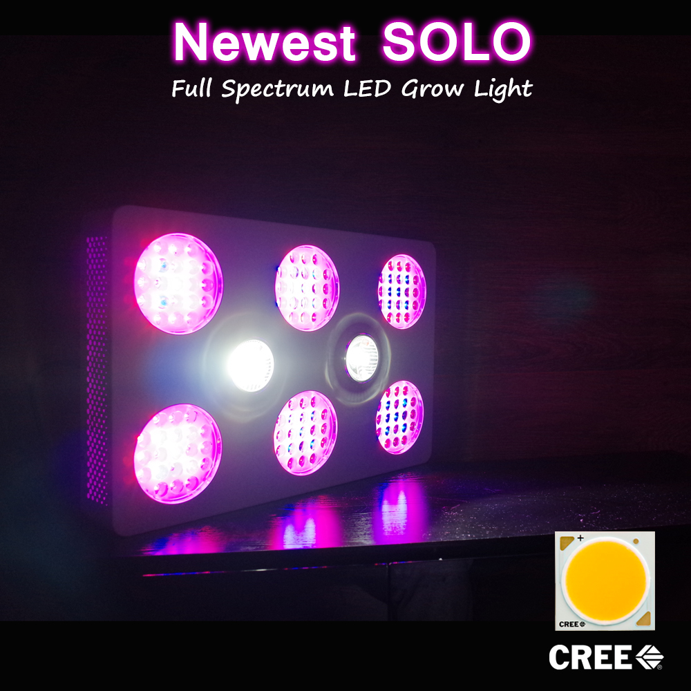 2015 solo led grow lights 400w ligh with full spectrum for. Black Bedroom Furniture Sets. Home Design Ideas