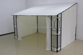 Anbaupergola Metall budidaya atau anbau pergola pavillon - buy product on alibaba