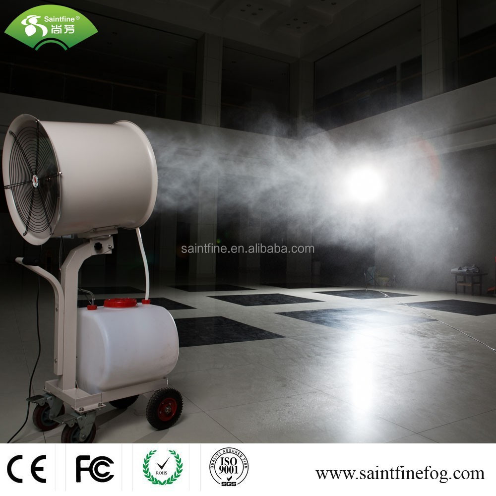 Centrifugal Outdoor/Indoor/Suspension Industrial Water Mist Cooling Humidifier Fan