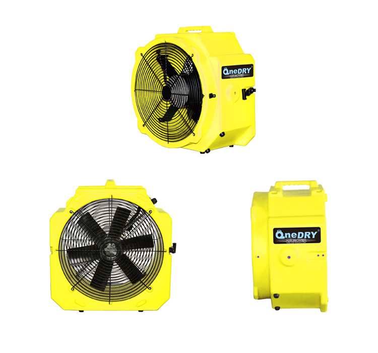 Portable Blower And Vacuum 2 Inch Inline Blower Fan Air