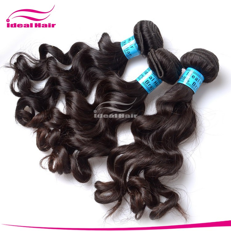 Alibaba china manufacturer Raw virgin unprocessed hair swatch