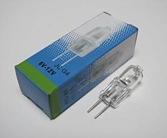 Injuicy Lighting G4 12V 20W G4 JC Halogen Light Bulb Crystalline Light Tungsten Halogen Bulb