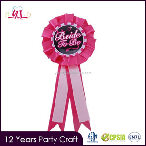 Sexy Acc Wedding Decoration Bride To Be Badge For Hen Party