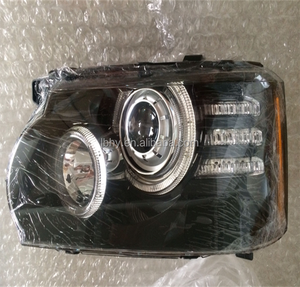 2010-2012 VOGUE HEAD LAMP COMPLETE WITH HID,HID,BALLAST MANUFACTURE FROM FACTORY DIRECTLY FOR LAND ROVER RANGE ROVER