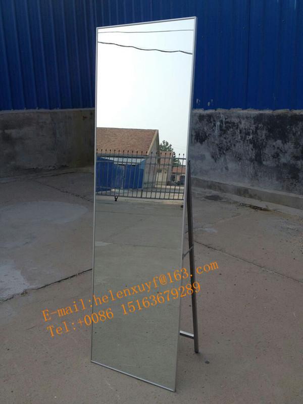 50x170 Cm Gran Marco De Aluminio Completo Longitud Del Envío Espejo ...