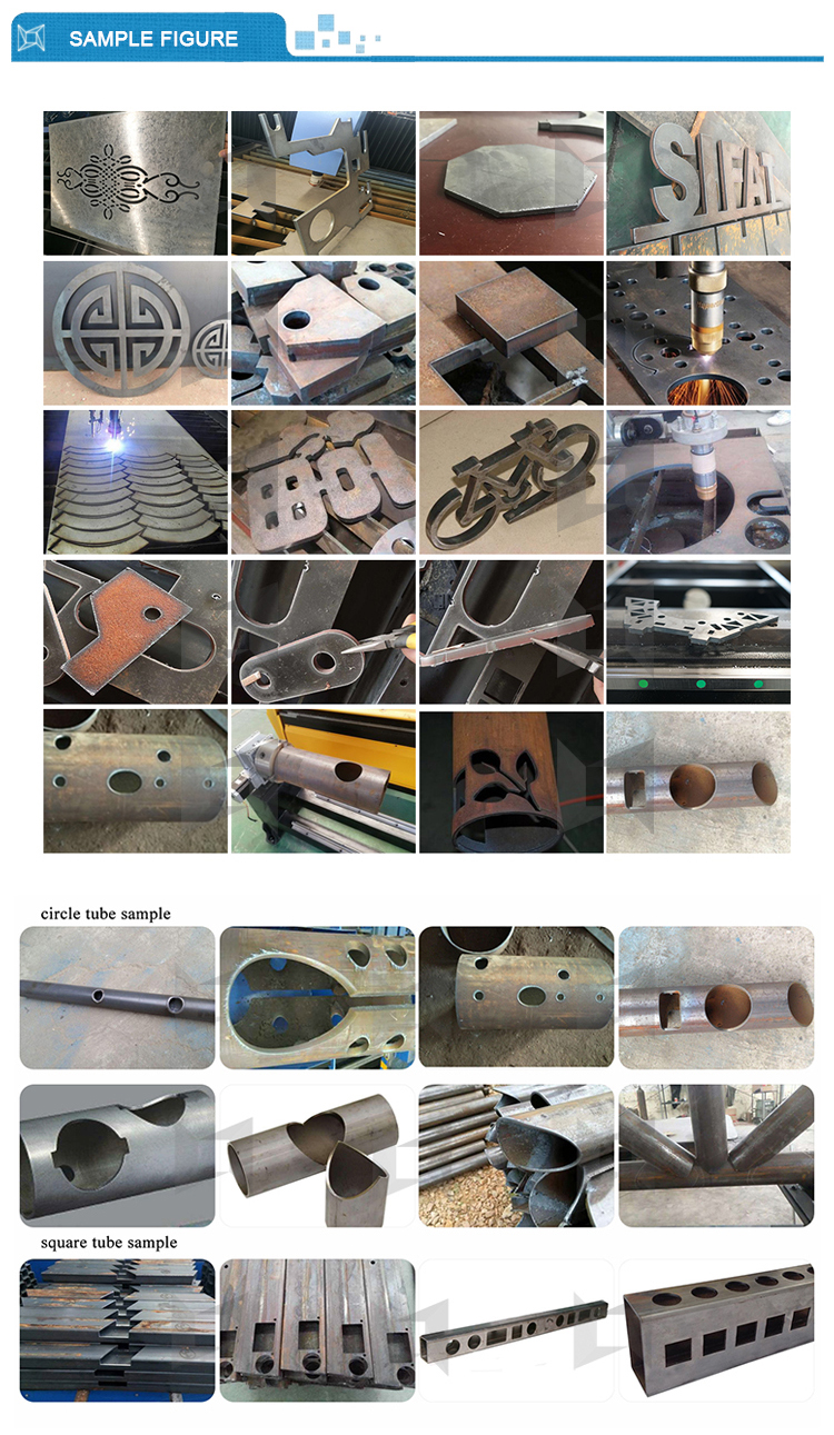 Wholesale in china high precision rack gear transmission way cnc plasma cutting machine laser