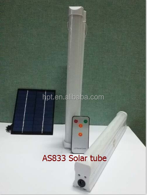 PROTABLE SOLAR LED TUBE