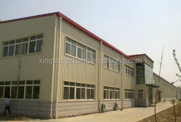 light prefabricated industrial sheds