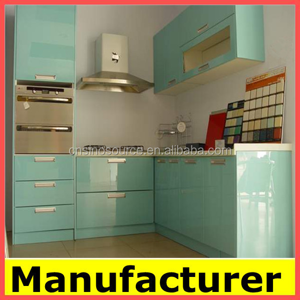 Plastic Panels Used Kitchen Cabinet Door Manufacturer Price - Buy ...