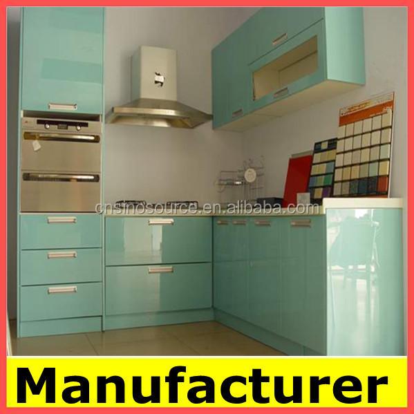plastic panels used kitchen cabinet door manufacturer price - Plastic Kitchen Cabinet