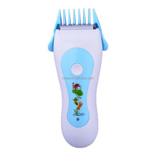 dubai low noise rechargeable electric baby hair trimmer