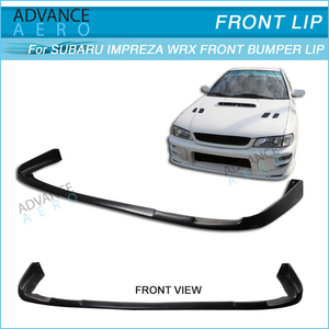 05ea77597c7 Front Lip For Subaru Wrx Sti