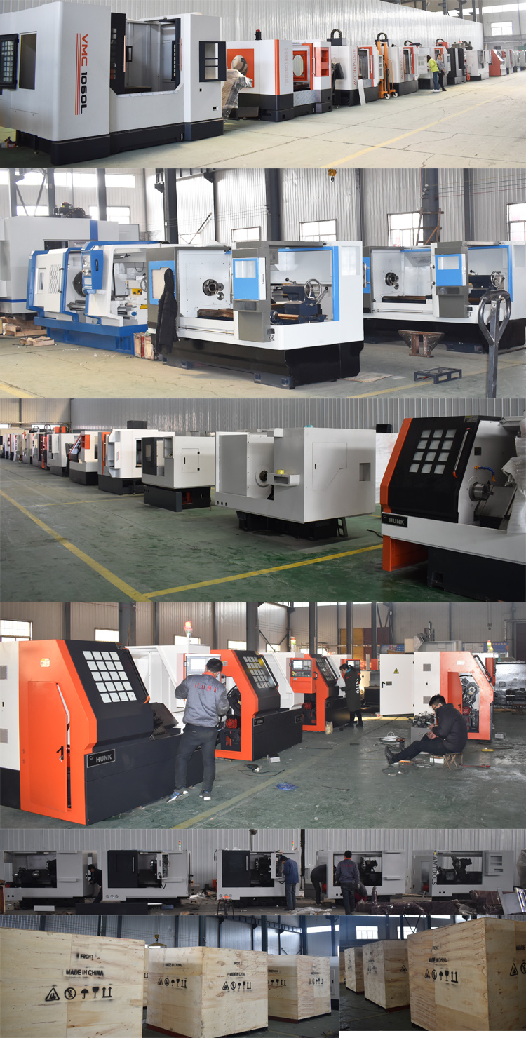 Full CNC Operation vertical machining center VMC350L Simply the Best small vmc machines price