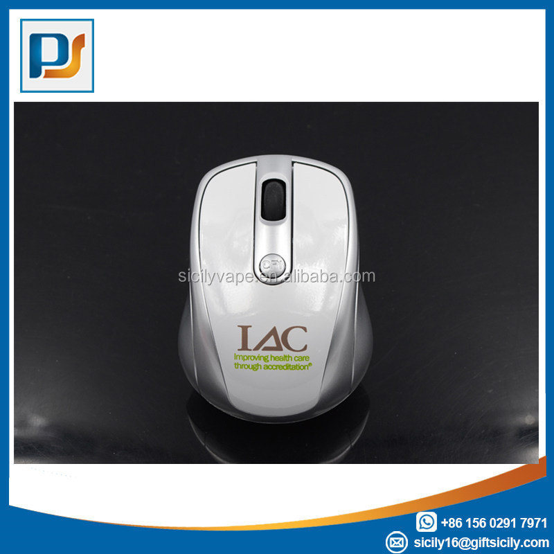 2.4Ghz Wireless Optical Mouse tested to comply with FCC standards CE for home or office use made in china