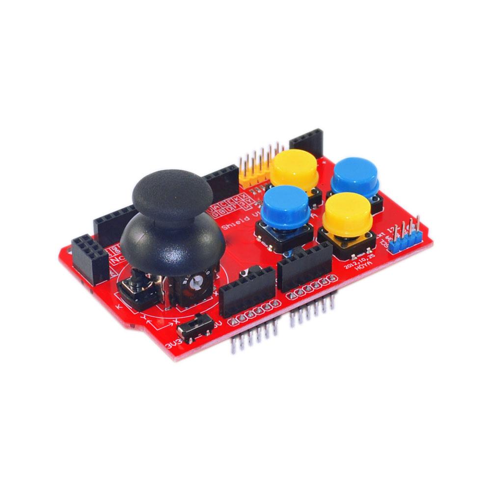Joystick Ndvkcy Bouclier 002307 49686495 Manettes Contrôle Robotique kuXZiP