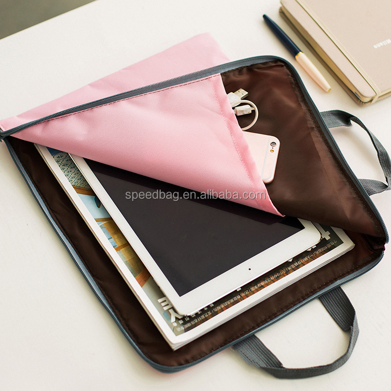 High quality PU leather pencil bag customized pencil case pencil bag
