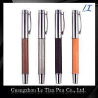 Best Price Newest Model Metal Pen With Spiral Grip