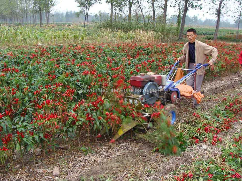 Tractor Mounted Corn Harvester Maize Straw Cutting Machine In ...