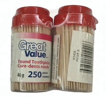 AC Factory All Kinds Packing High Quality Bamboo Toothpicks