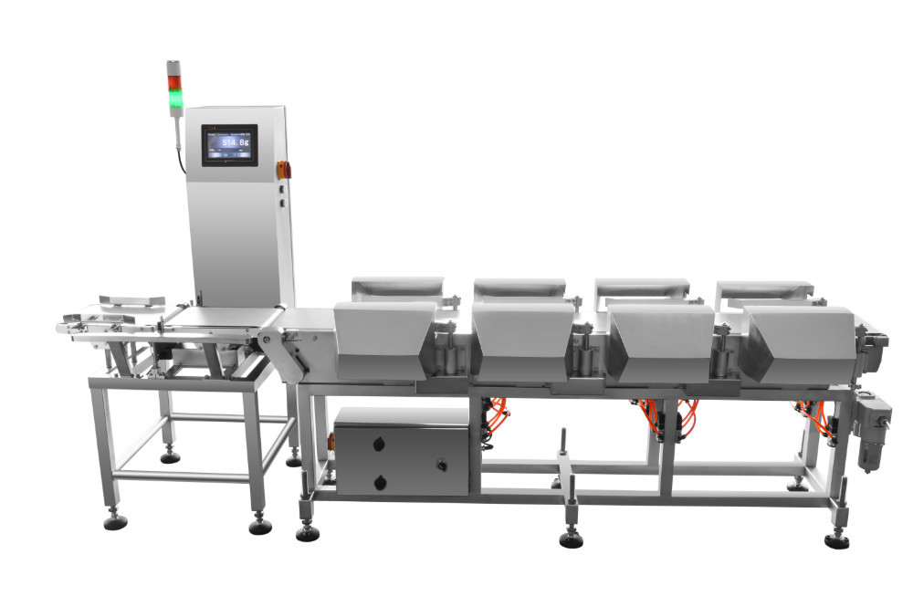Multi-level Weight Sorting Machine for Chicken Pieces