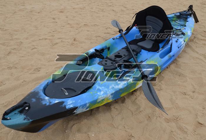 2017 New Design Fishing Kayak With Pedal Buy Kayak With