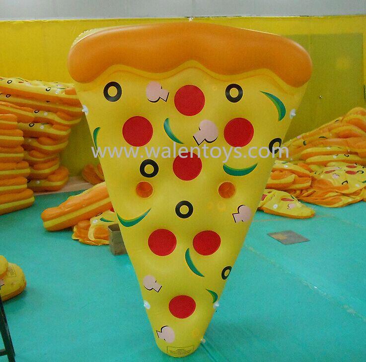 Gonflable pizza flotteurs pizza slice lit d 39 eau pizza for Fourniture pizzeria